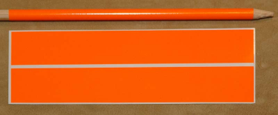 Arrowwrap 873-orange-fluo 20mm